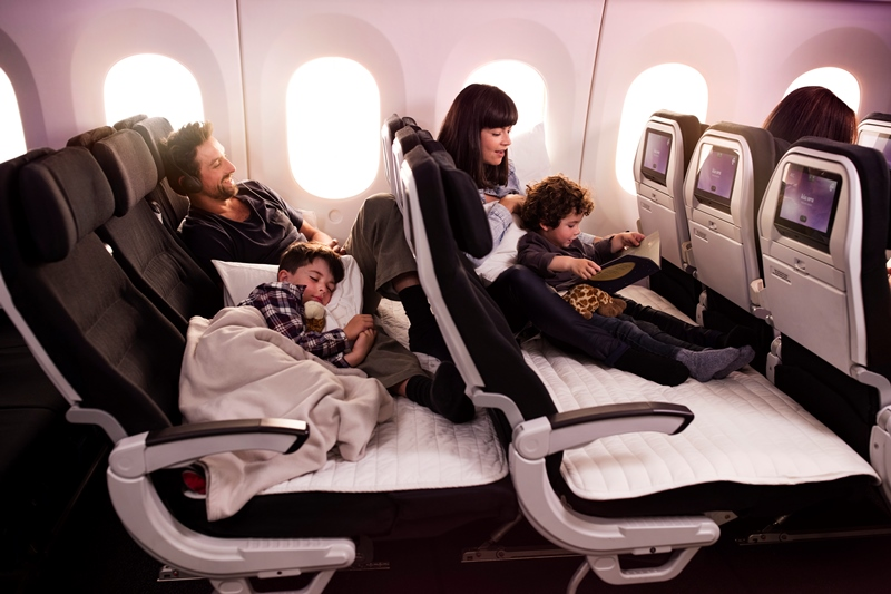 Kia Ora,直飛奧克蘭!紐西蘭航空復飛台灣11月1日首航 Lavie 設計改變世界